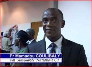 L'Etat acteur du processus de développement – Mamadou Koulibaly